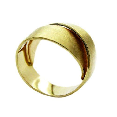 Cardillac Ring Bogen Gelbgold