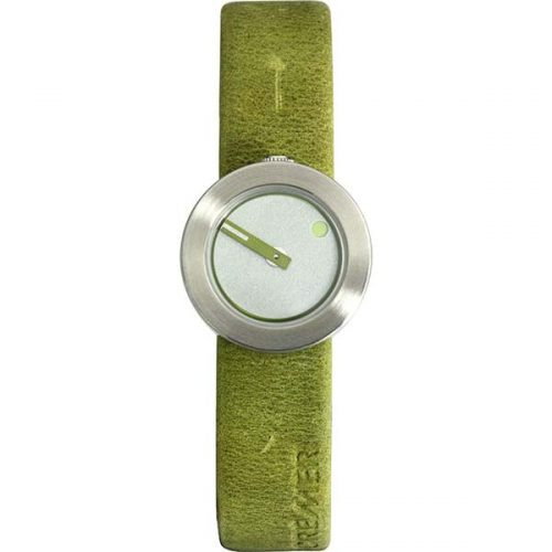 Rolf Cremer Running Point horloge groen