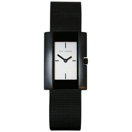 Rolf Cremer Pari 2 horloge zwart