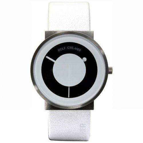 Rolf Cremer Signo horloge wit