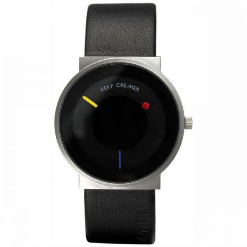 Rolf Cremer Signo horloge zwart