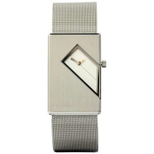 Rolf Cremer Straight R horloge zilver