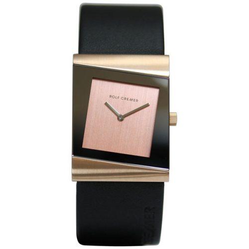 Rolf Cremer Style horloge zwart