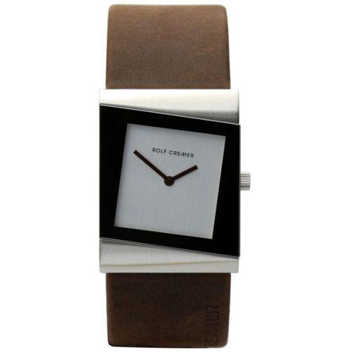 Rolf Cremer Style horloge bruin
