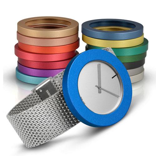 Pierre Junod Vignelli horloges