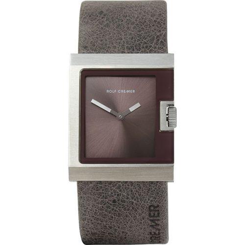Rolf Cremer U horloge bruin 496109