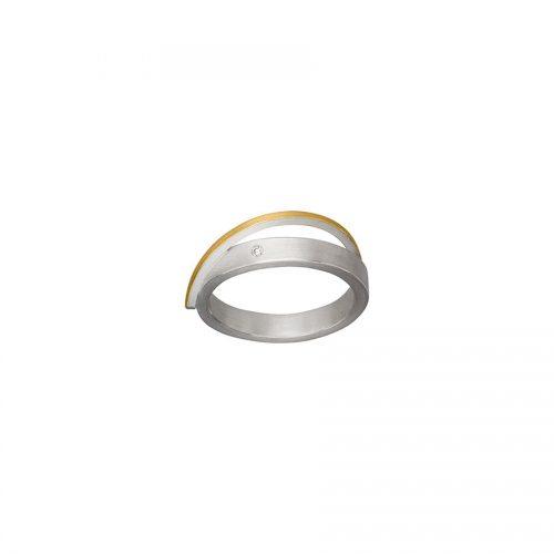 MANUschmuck ring R1093BR