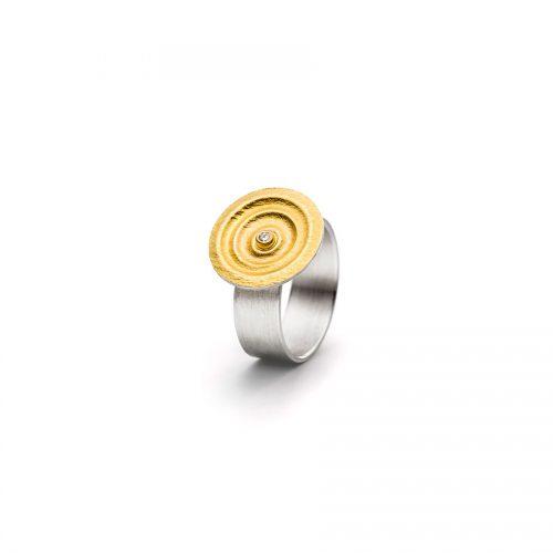 MANUschmuck ring R1112BR