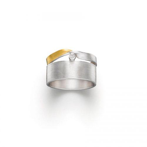MANUschmuck ring R1183BR