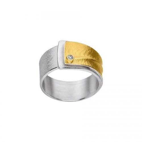 MANUschmuck ring R1190BR
