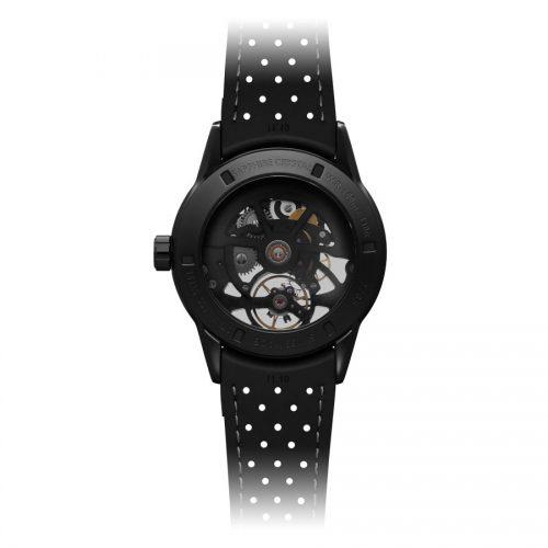 Raymond Weil Freelancer RW1212 Black Skeleton horloge 1
