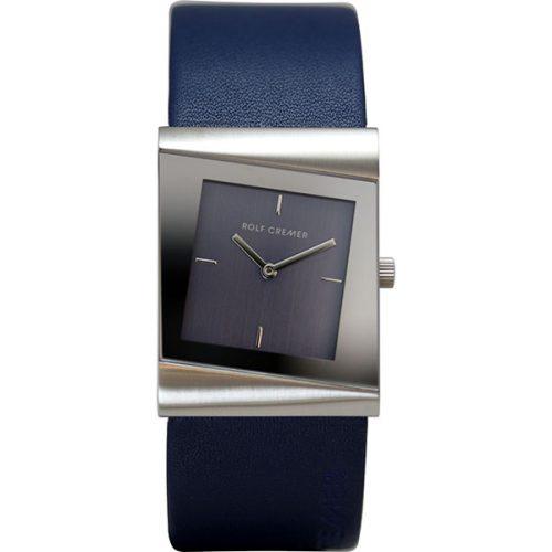 Rolf Cremer Style Uhr blau-stahl 500009