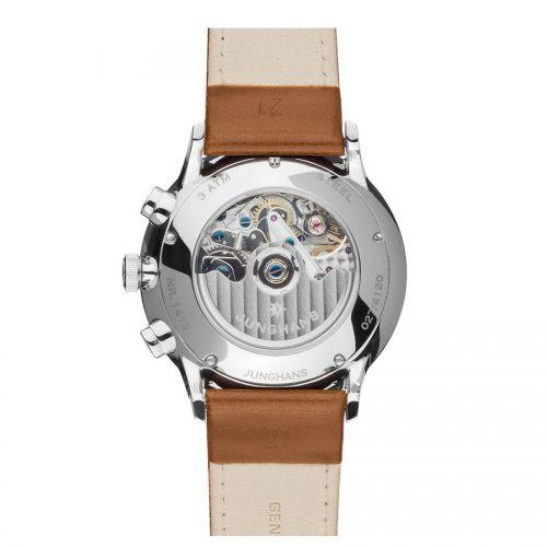 Junghans Meister Chronoscope Uhr 027 4526 01 2