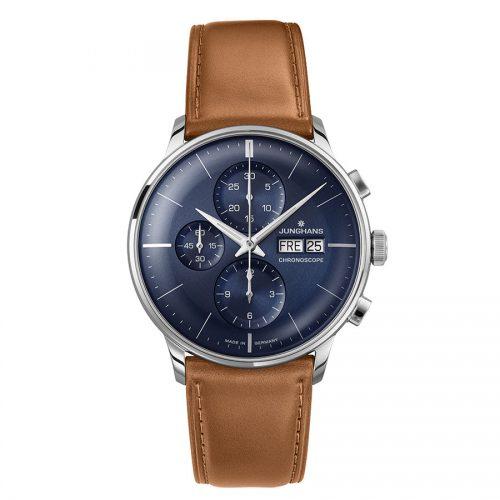 Junghans Meister Chronoscope Uhr 027-4526-01